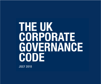 The UK corporate governance code